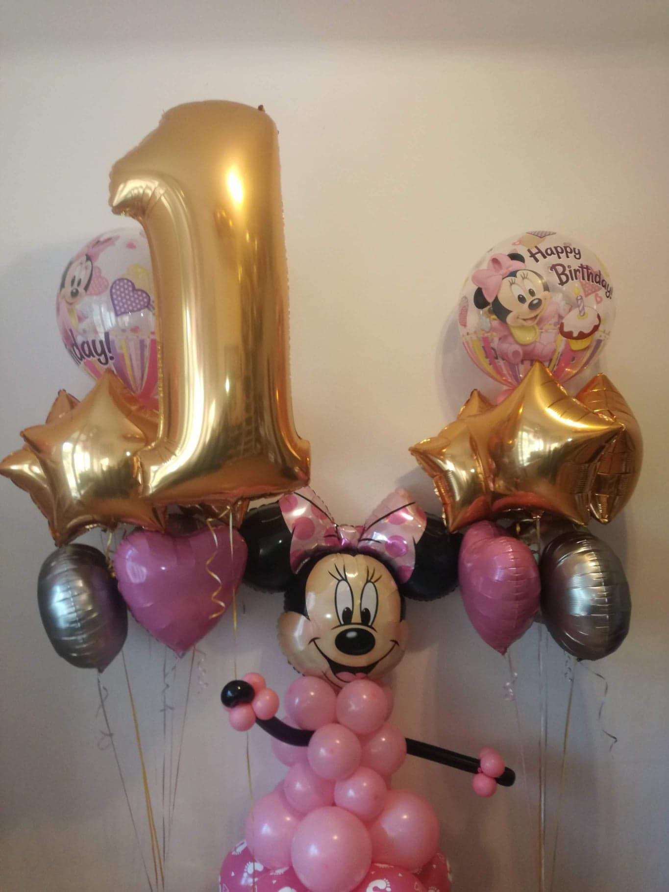 Balony Foliowe Cyfrylitery Balony Z Helem Dekoracje Balonowe