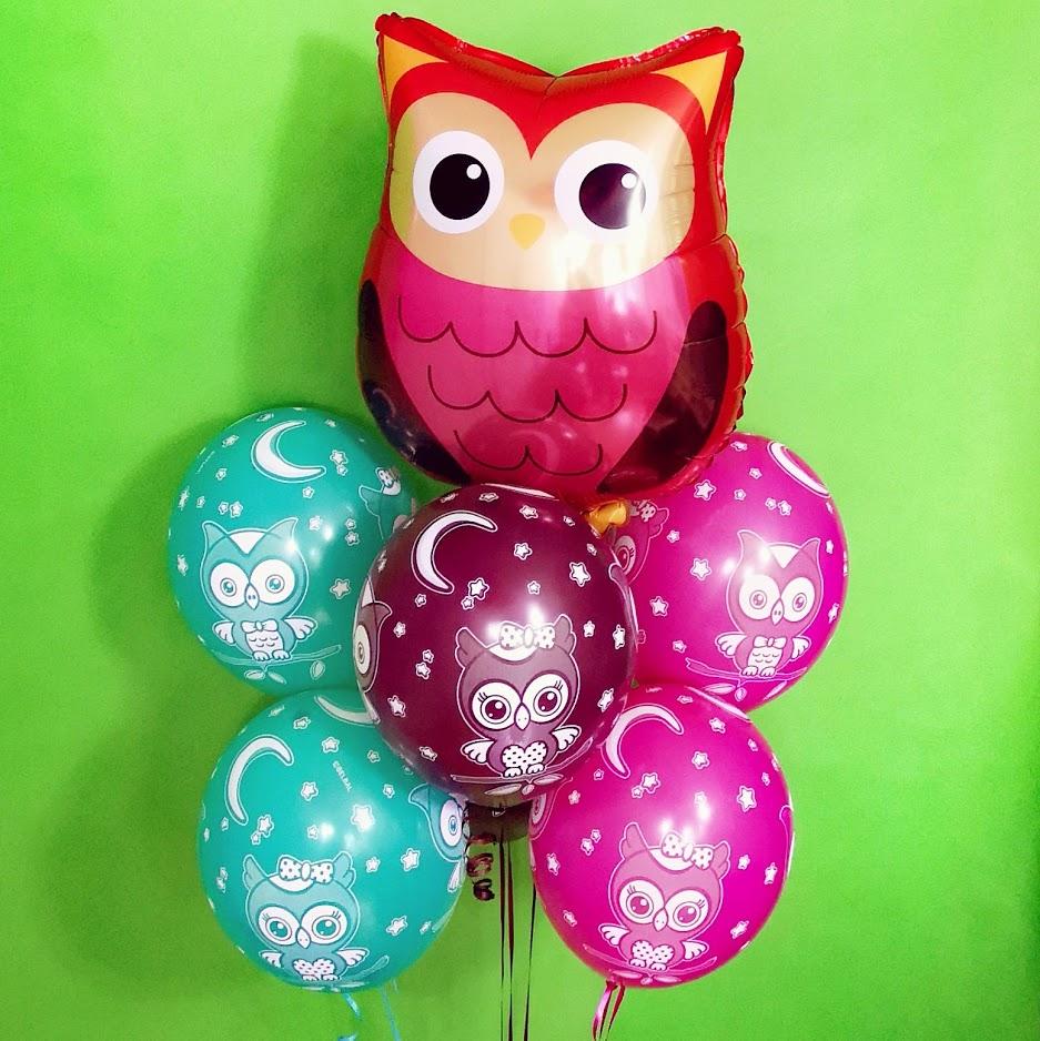 Zestawy balonów z helem