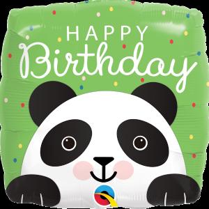 L0043. Balon foliowy z helem na urodziny 18″ cali (43 cm) – panda