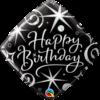 Oryginalny balon urodzinowy