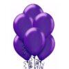 Balony lateksowe fioletowe