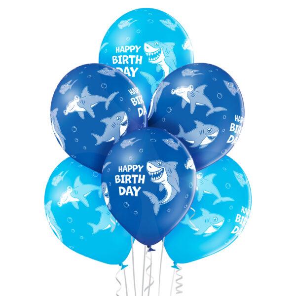 Pracownia Balonowa Warszawa - balony z helem na urodziny chłopca