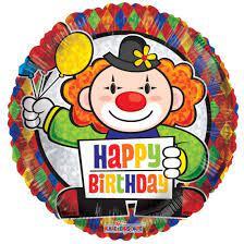Balony urodzinowe z helem Warszawa